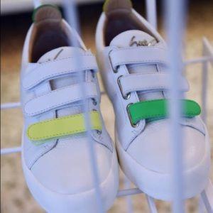 giuseppe zanotti • NEW •  velcro kicks